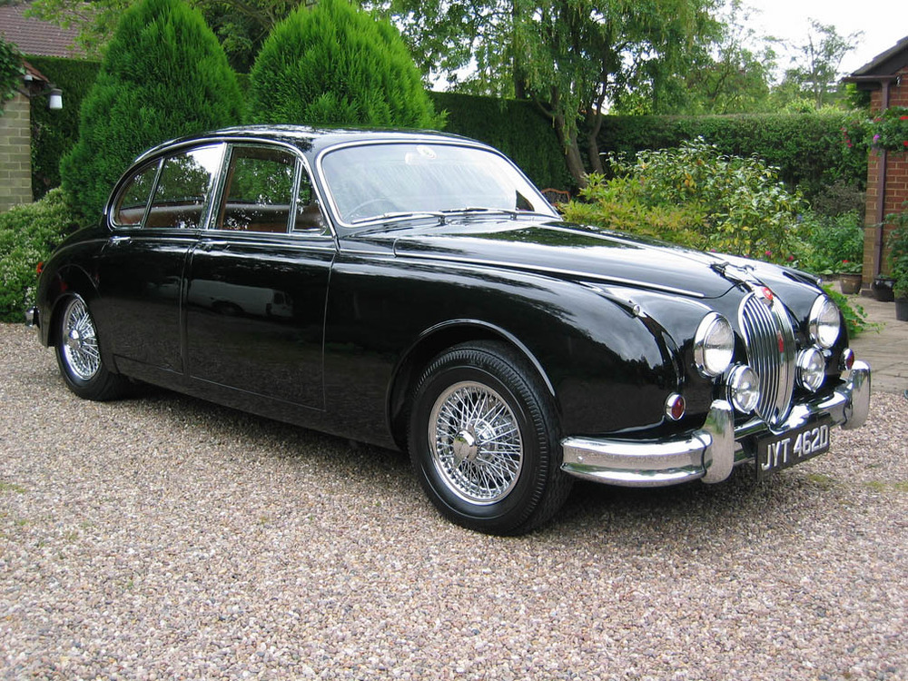 Jaguar Mark 2 (Image: Google Images)