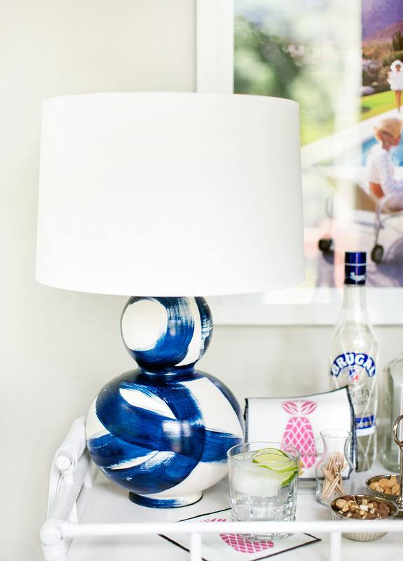 Brushstroke Lamp