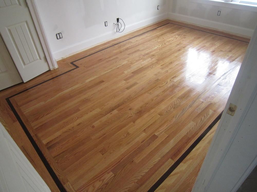 Custom Hardwood Floor Work Floortime Llc Delaware Valley