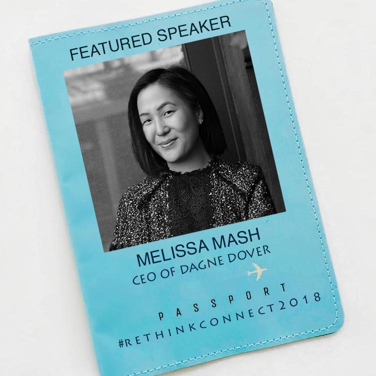 Melissa Mash, CEO Dagne Dover