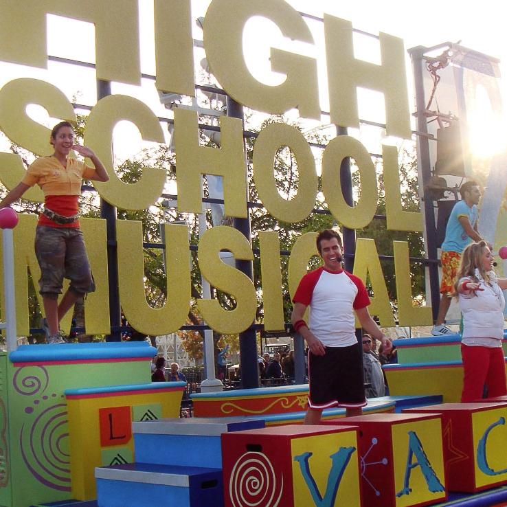 HIGH SCHOOL MUSICAL - ANAHEIM, CA