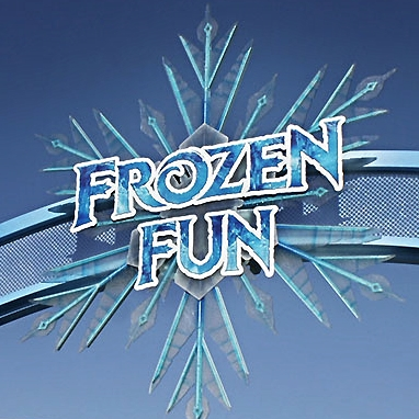 FROZEN FUN -  ANAHEIM, CA