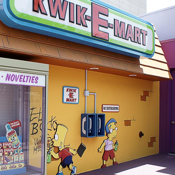 Kwik-E-Mart-Universal Studios-CA