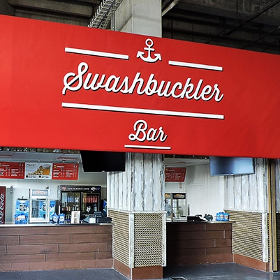 Swashbuckler Bar,  Tampa, FL