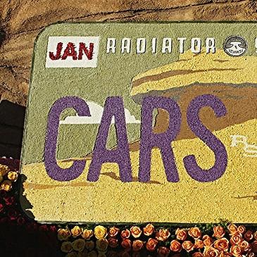 CARS LAND 2013