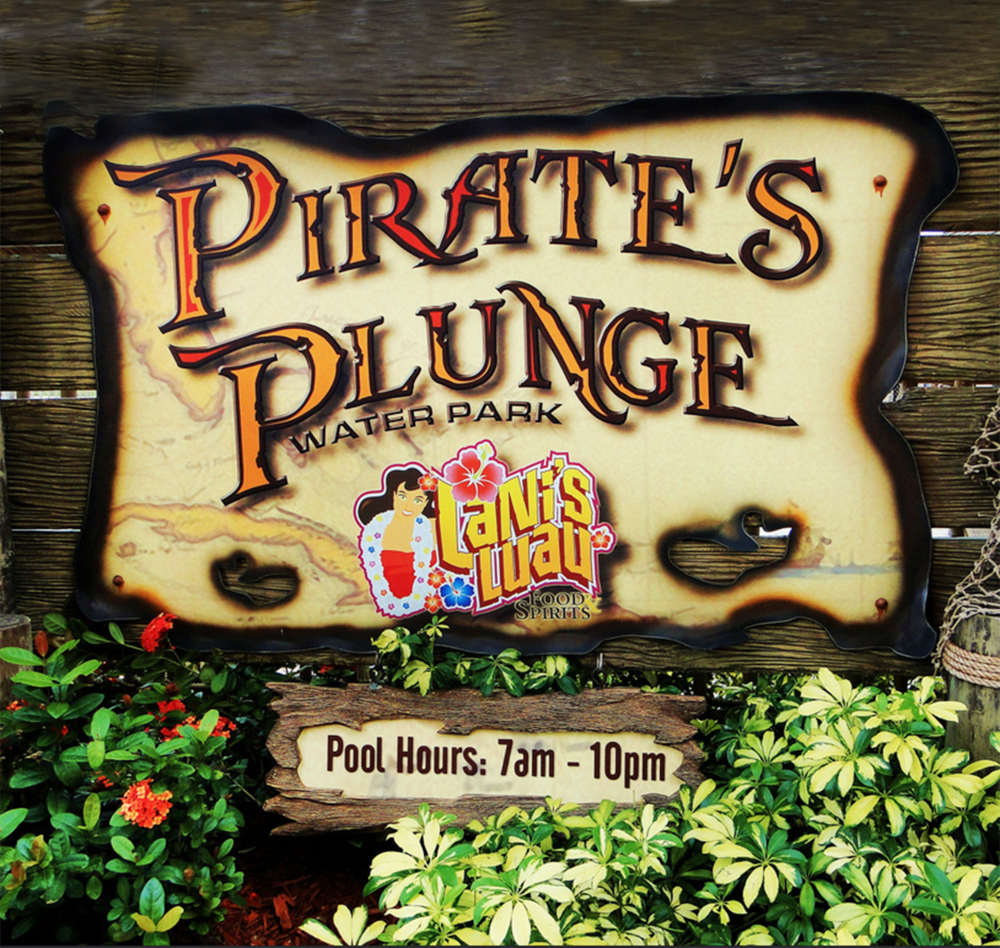 LBV Resorts - Pirate's Plunge
