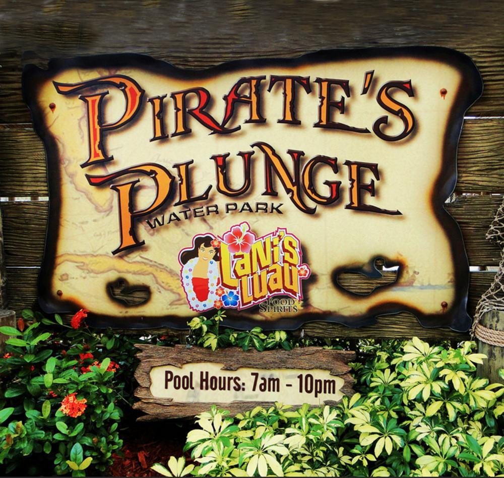 LBV Resorts - Pirate's Plunge