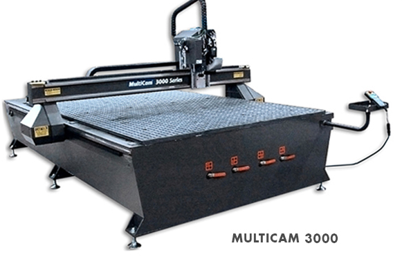 Designed for a wide range of medium-duty panel processing applications, the 3000 Series machines are the perfect     solution for both high-performance and value in a CNC router.