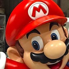 Nintendo NYC 1 - Mario
