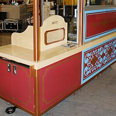 Disney Food Kiosk 1