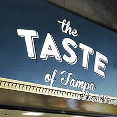 Buccaneers -Taste of Tampa