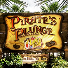 Pirate's Plunge