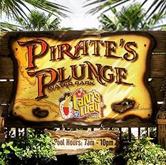 Pirate's Plunge