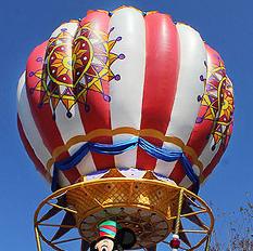 Mickey Air Ship