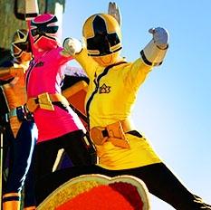 Namco-Power Rangers