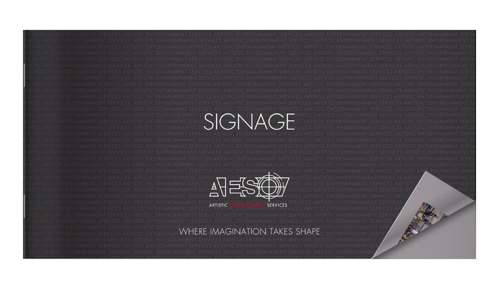 AES SIGNAGE
