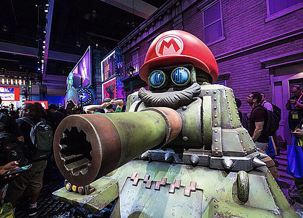 tradeshow-E3 2017=super mario 1.jpg