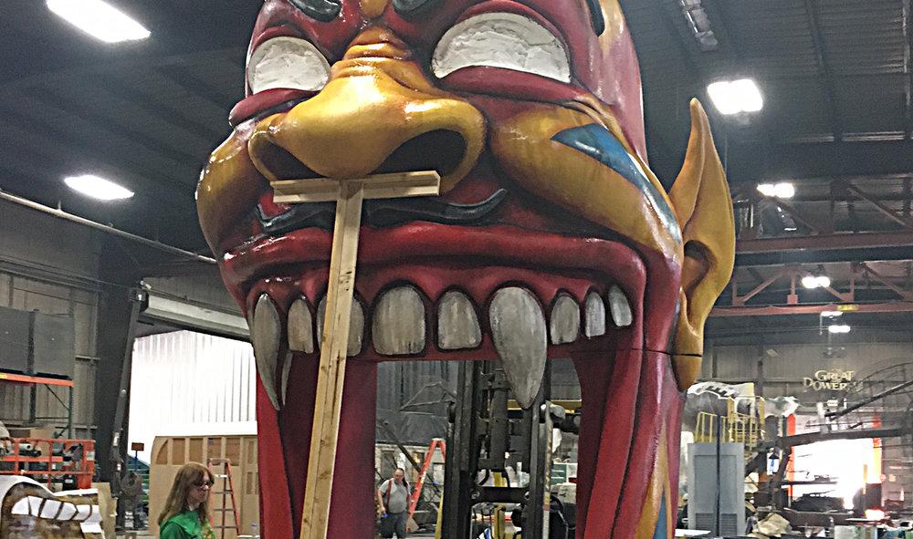 Universal Studios-American Horror Story