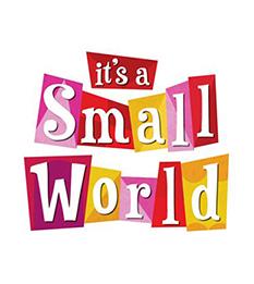 Small World-Tokyo Japan