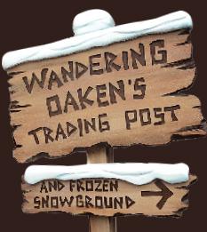 Wandering Oaken