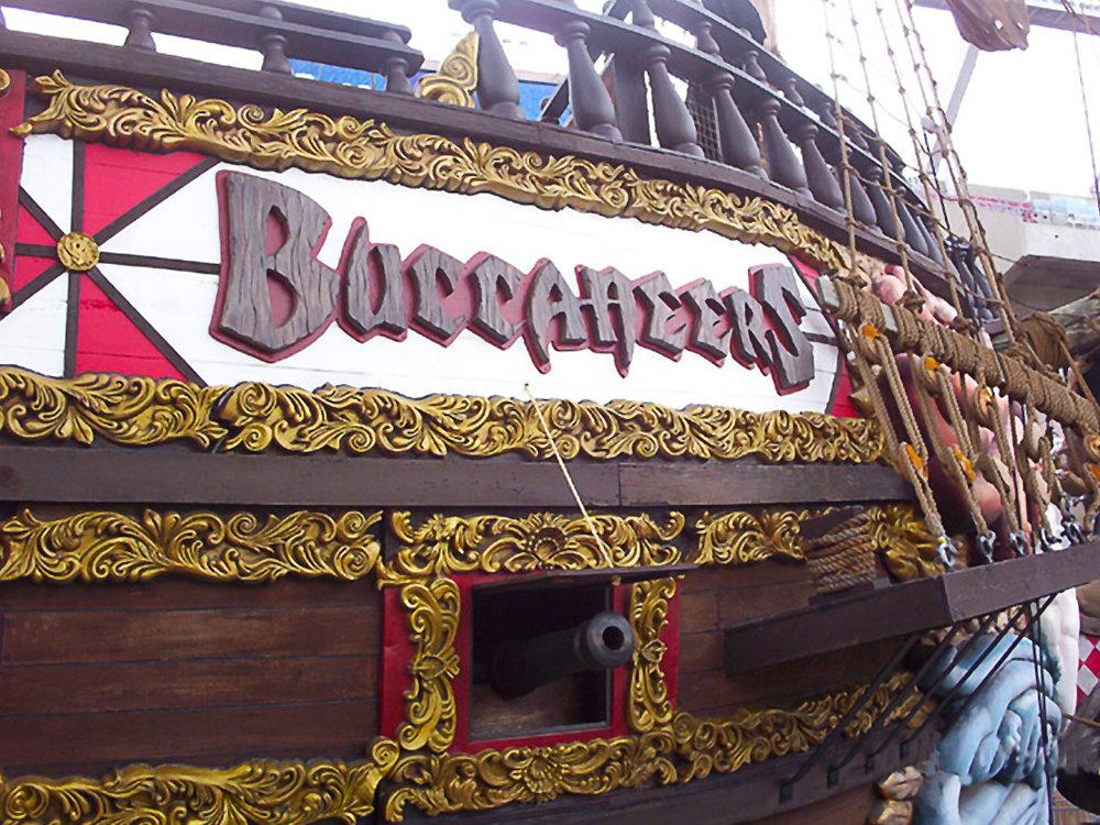 Buccaneers Cove