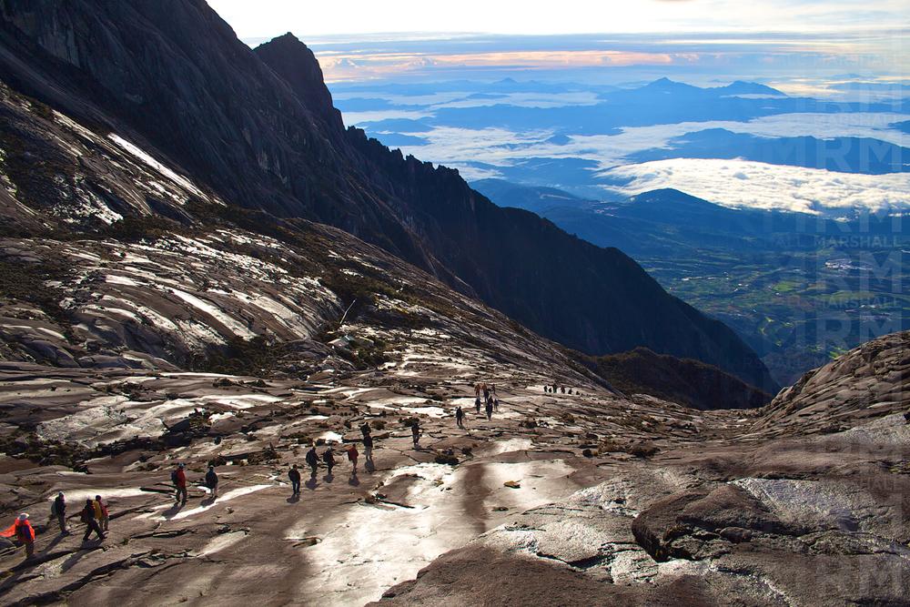 Mount Kinabalu Descent