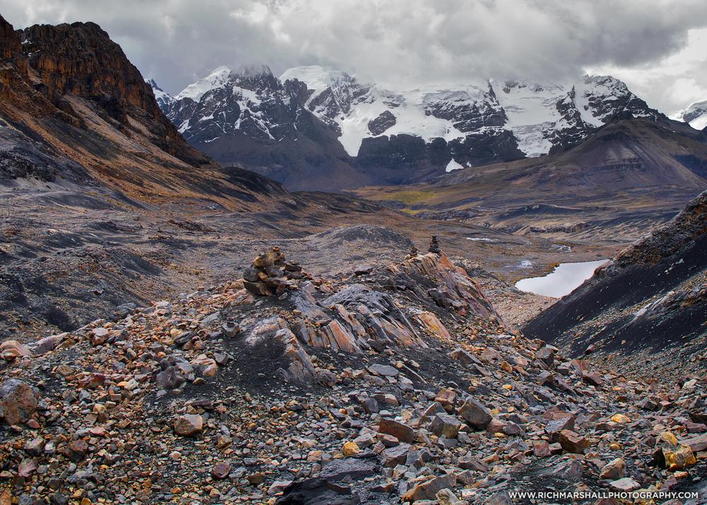 Nevado Pastoruri / Peru