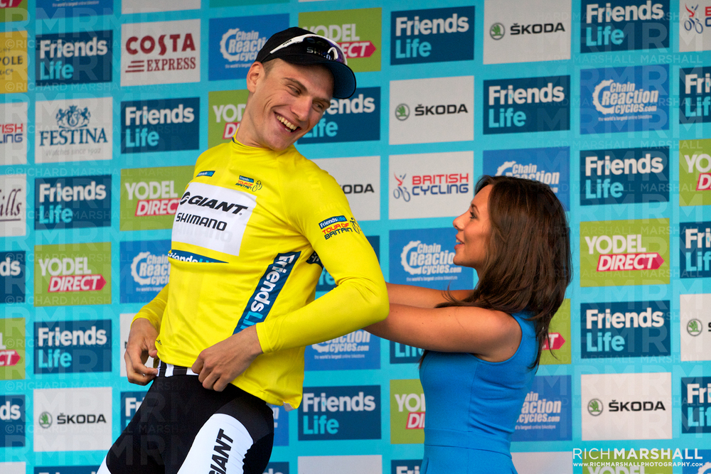 Marcel Kittel Tour of Britain