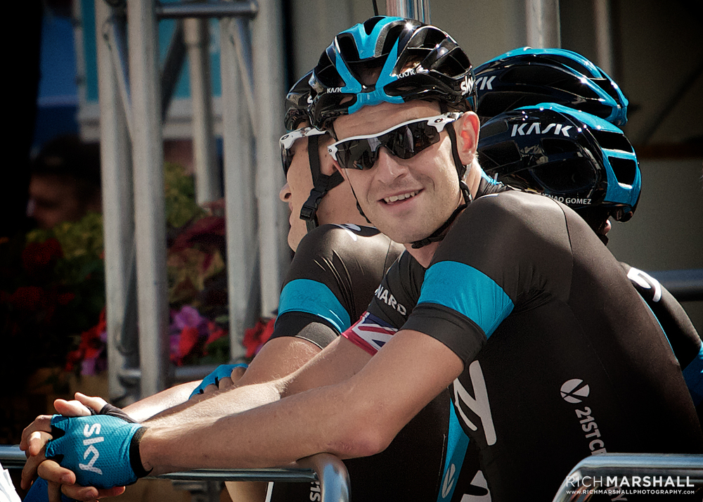 Ian Stannard Tour of Britain