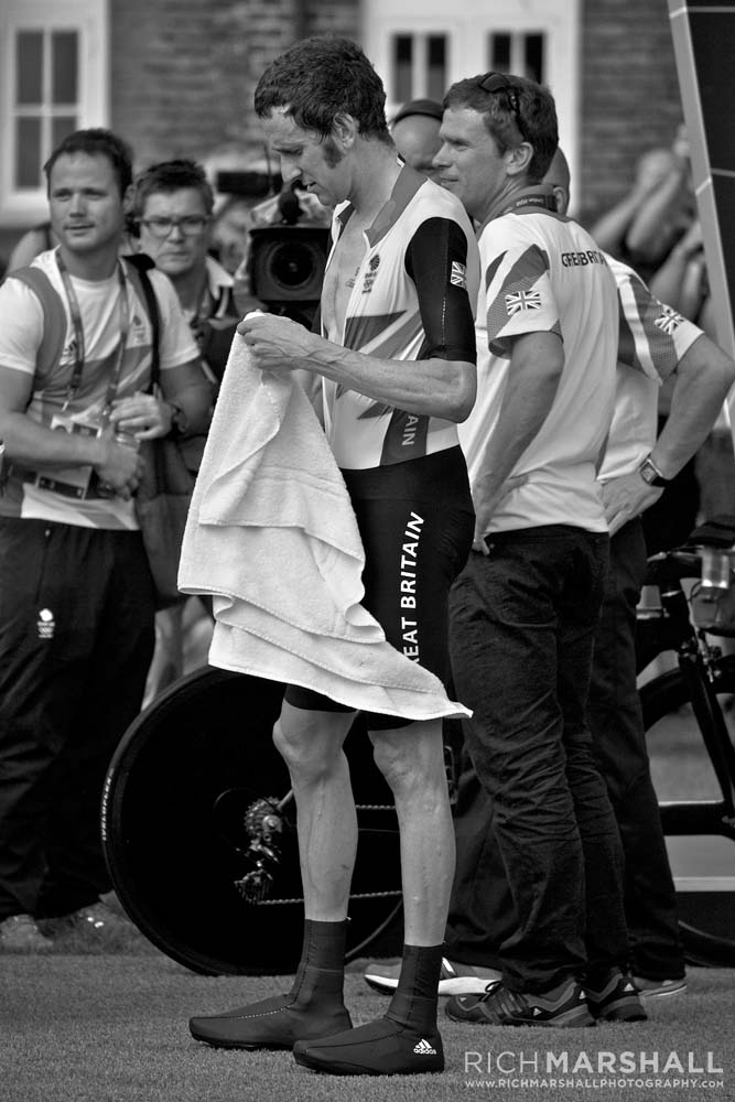 Bradley Wiggins / London Olympics