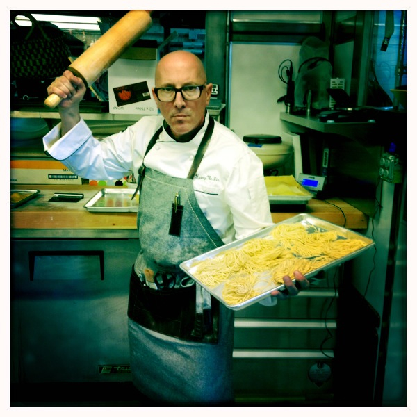 Maynard James Keenan - rock star chef