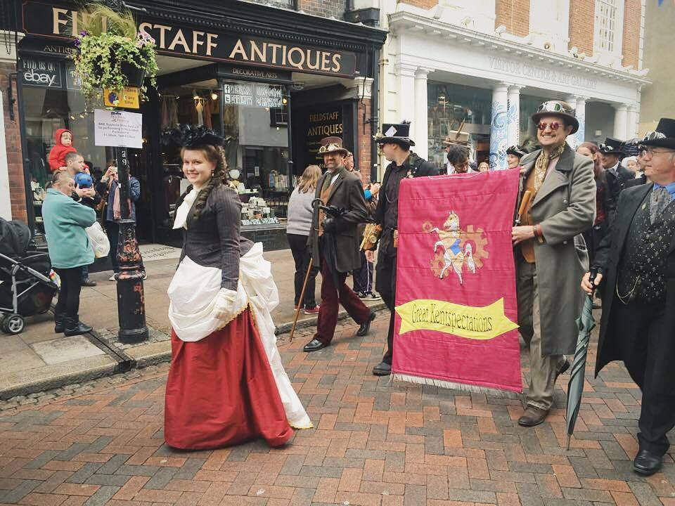 Steampunks of Great Kentspectations
