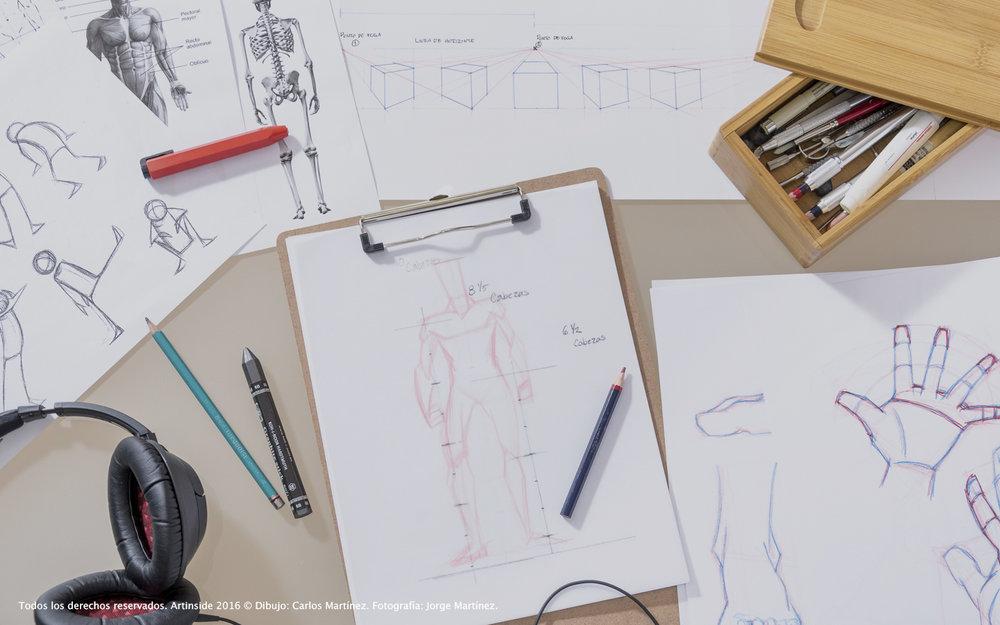 TALLERES - En los talleres nos enfocamos en que obtengas las habilidades manuales para que te sensibilices en el manejo de materiales plásticos.