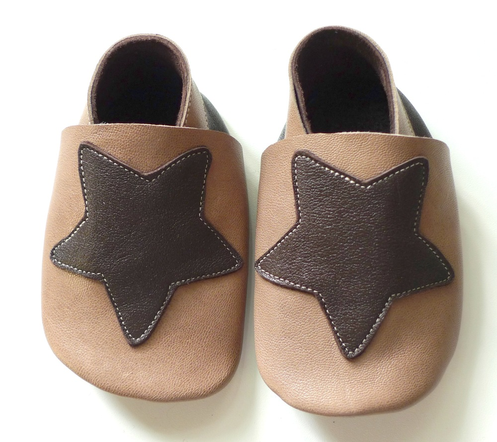 Light Brown Leather Shoes (Sept 2013)