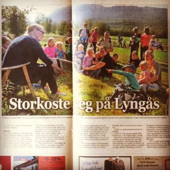 Nye Troms, 28.august 2013