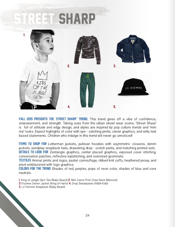 Sapling Magazine, Fall 2015