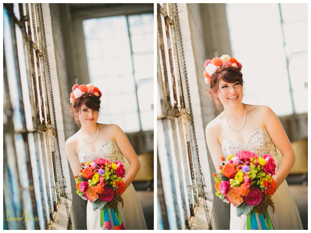 philadelphia warehouse wedding