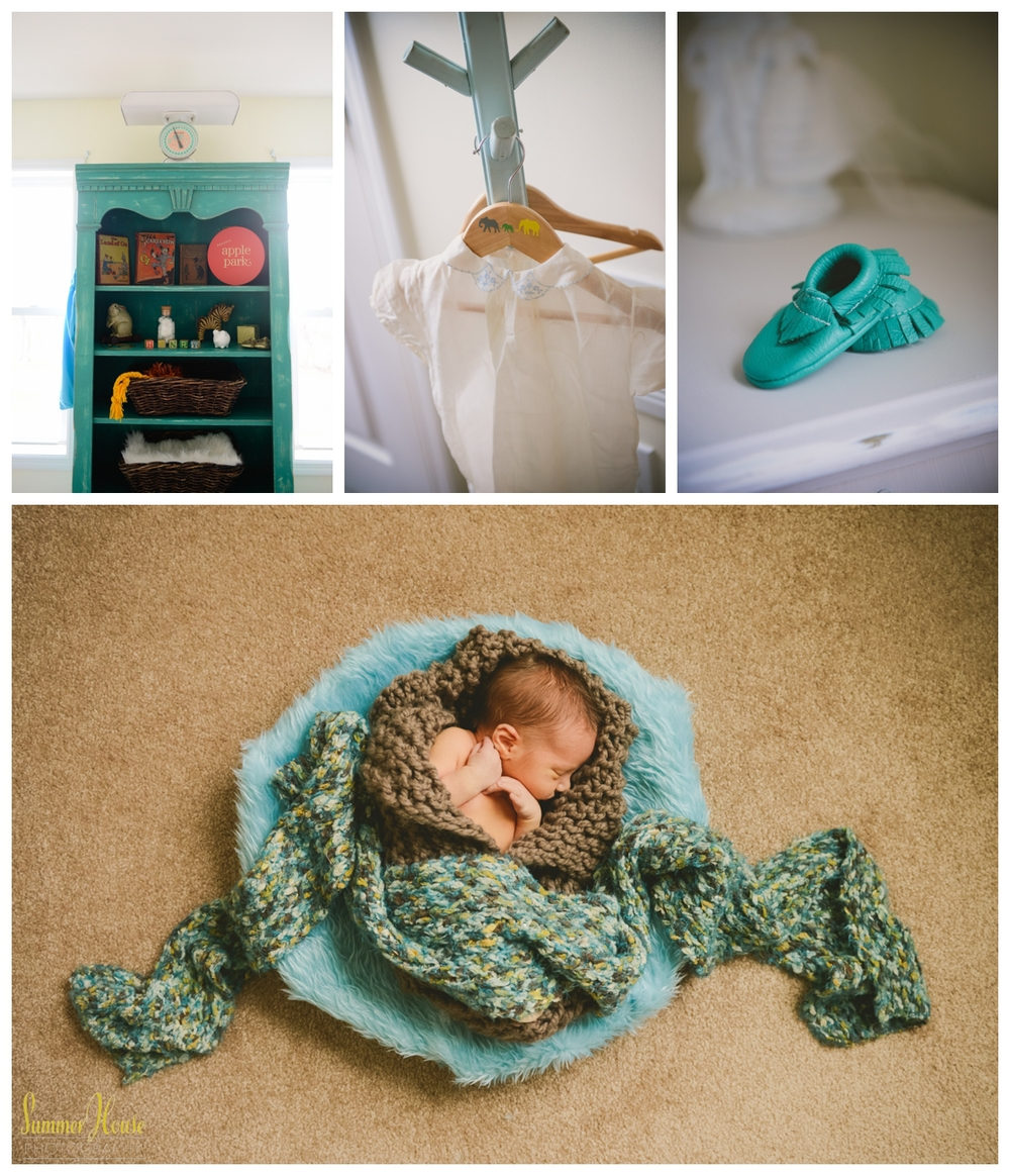 lancaster pa newborn photography