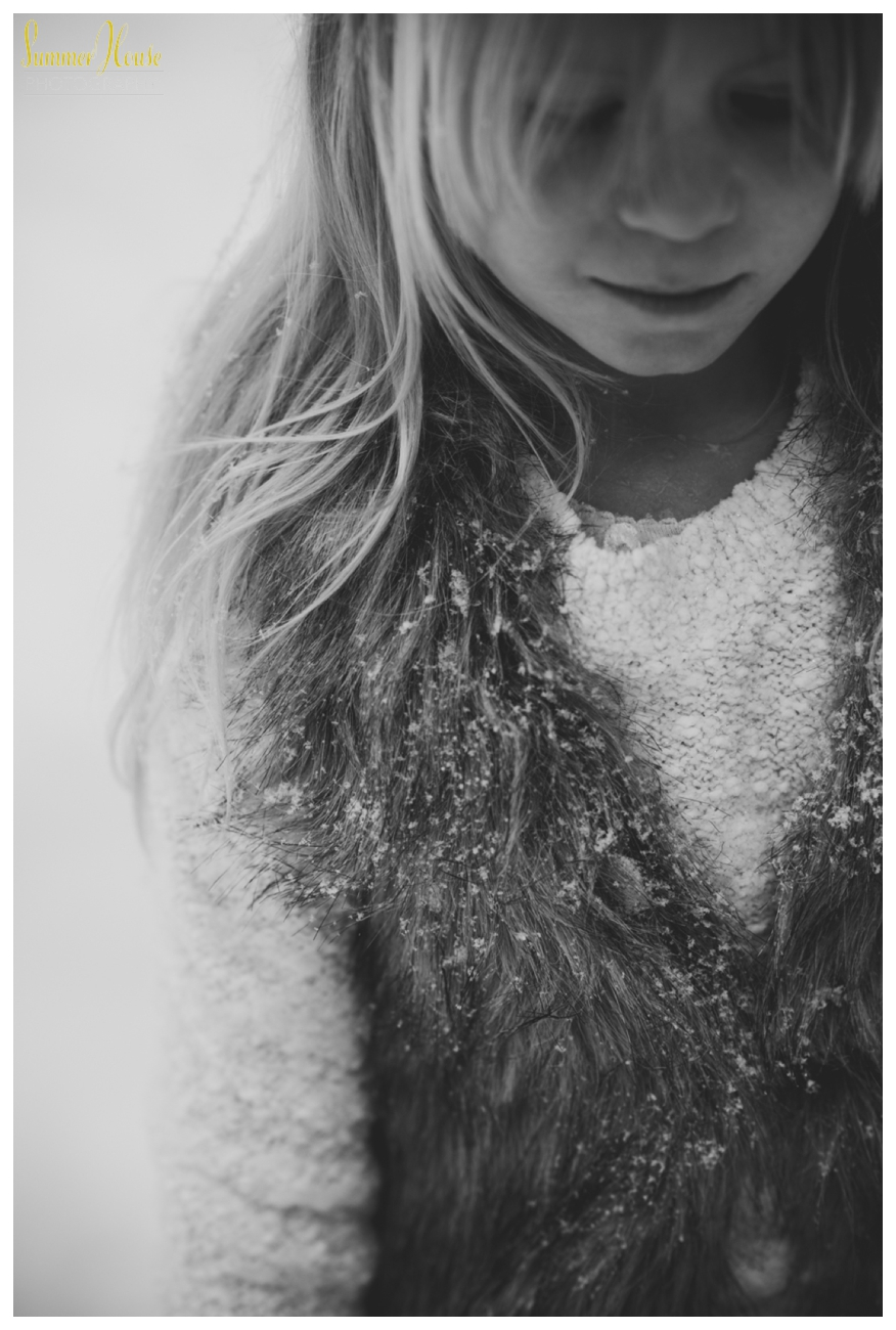 winter portrait Pennsylvania