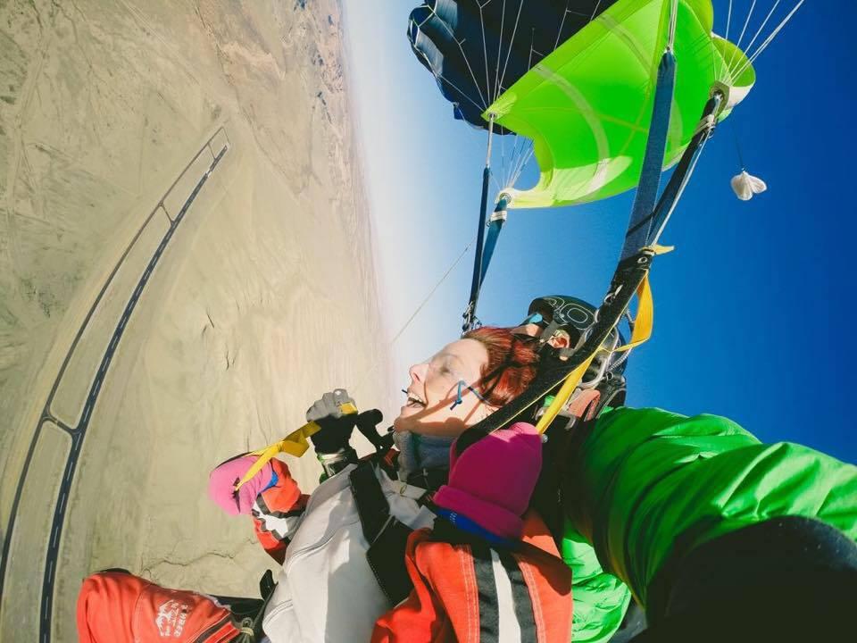 skydive Moab utah
