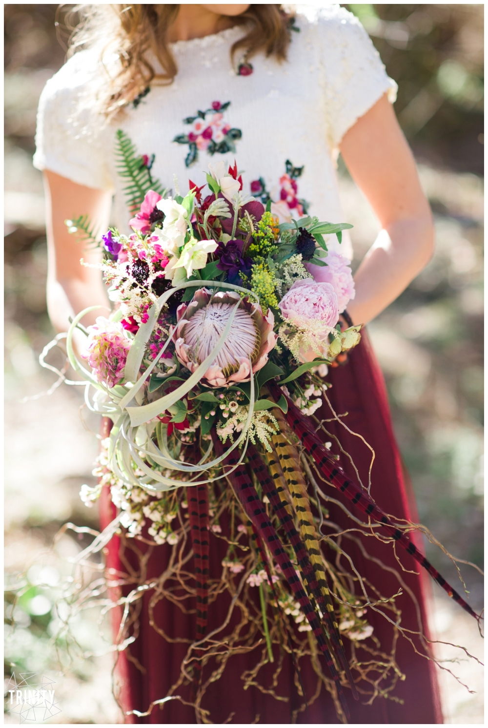 California elopement inspiration