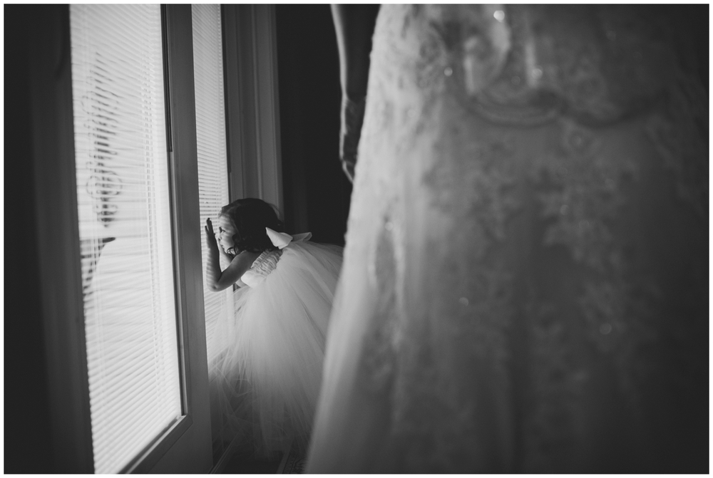 First look photos elopement