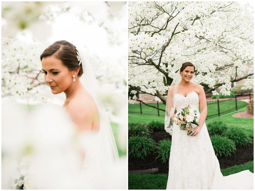 Spring Bridal portraits