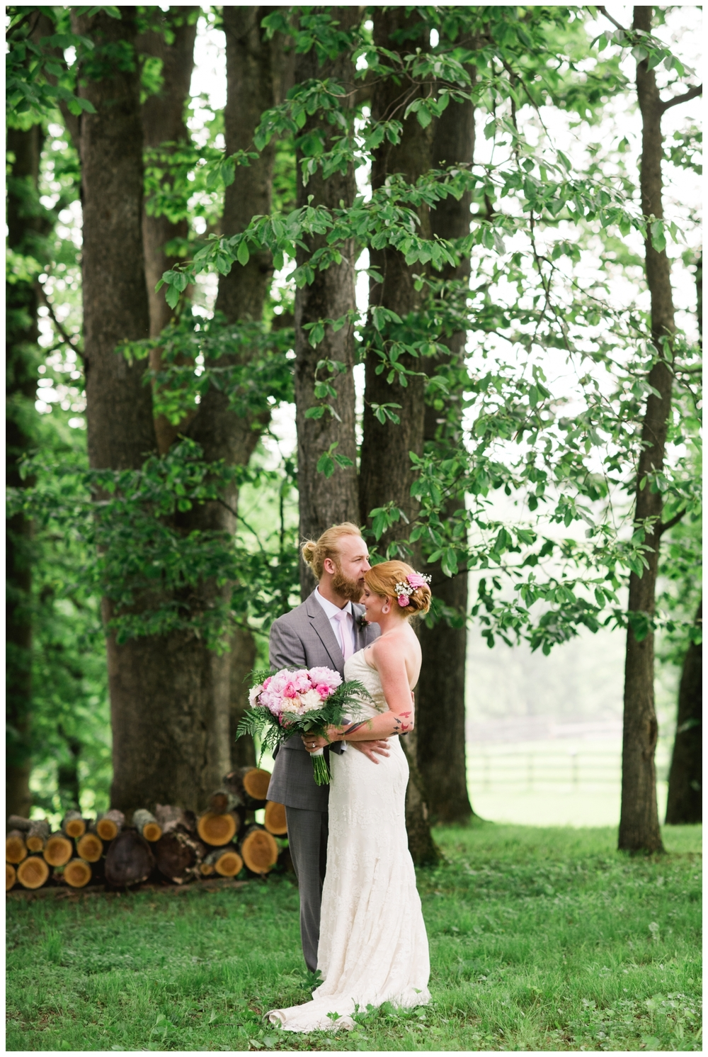 elopement in woods