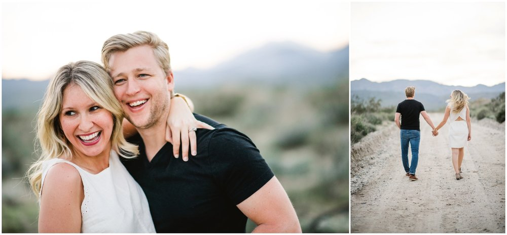 palm springs elopement photography