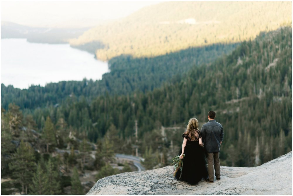 mountain wedding inspiration