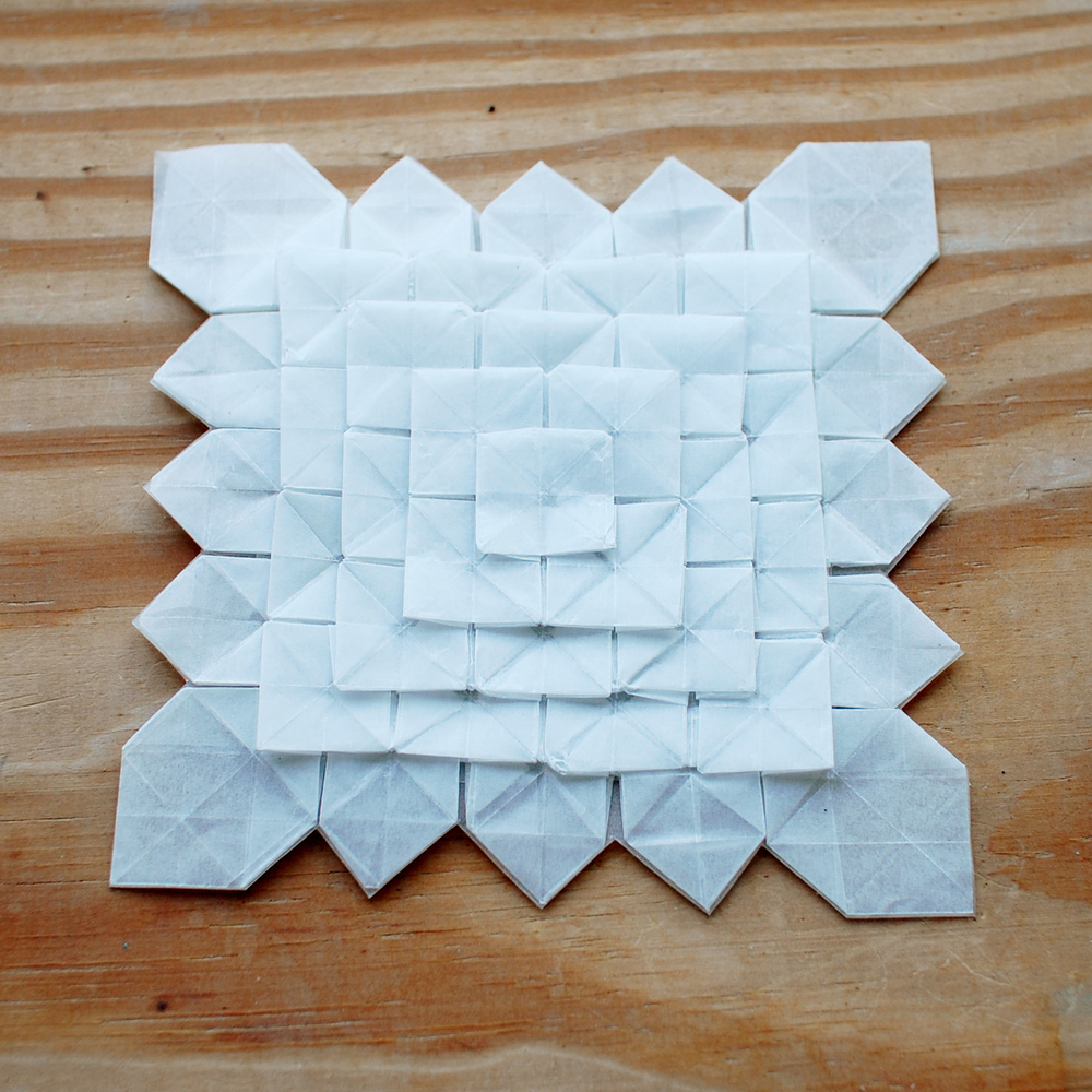 clover fold - shuzo fujimoto