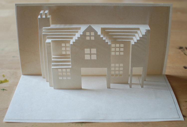 Origamic Architecture Sophie Adams