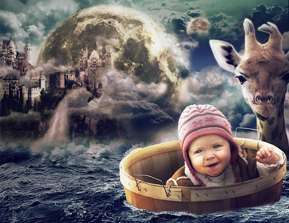 Photo Manipulation Example