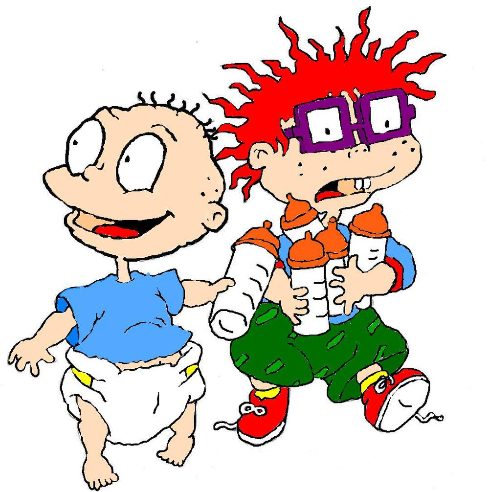 Rugrats_Tommy_and_Chuckie_by_Rugrats_Club.jpg